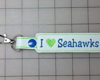 Key Fob - Seahawks
