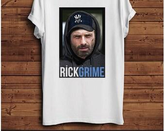 Rick Grime The Walking Dead T Shirt