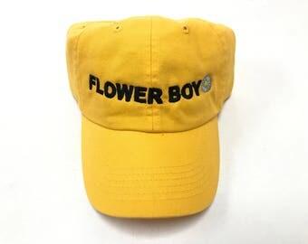 Flower Boy Cap