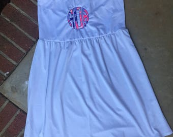 Monogrammed Lilly Pulitzer Swimsuit Cover up