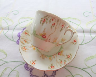 Vintage 1930's Teacup