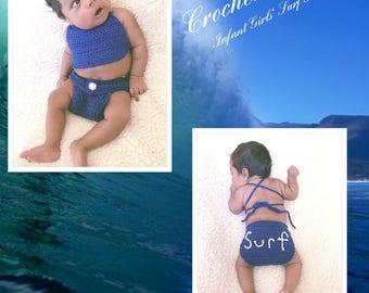 Infant Girls' Surf Prop Set