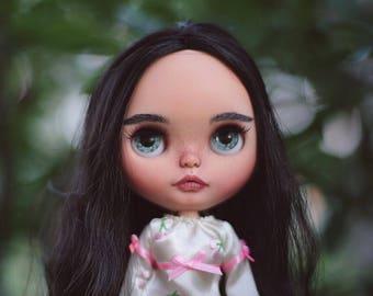 Cherry• ooak custom Blythe doll