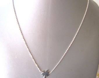 Necklace minimalist Palm