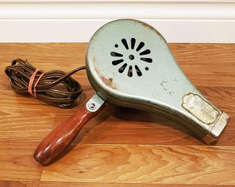 Vintage 1950s Morris Struhl 'CHIC' Hair Dryer, In Working Condition