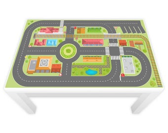 Game film, for lacquer table city life (furniture not included) * 3 sizes *.