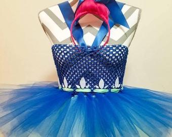 Poppy costume Toddler