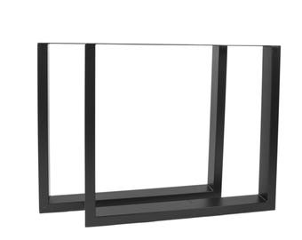 2 x table runners, width 800 x height 720, black