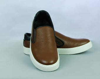 Man Leather Loafer Litini