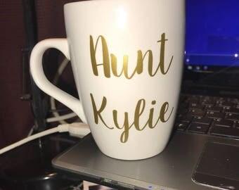 Custon Name Mug