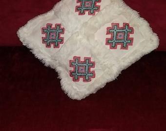 Berber pillow cover
