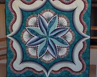 King/Queen Custom Handmade Quilt