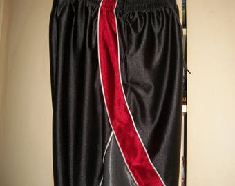 Men's Vintage 90's Athletic, Basketball Shorts, size L, by Tek Gear