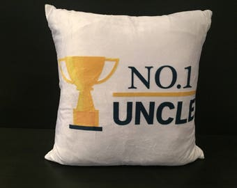 No. 1 uncle cushion