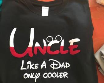Disney uncle