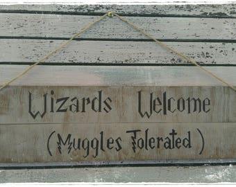 Decorative poster Harry Potter