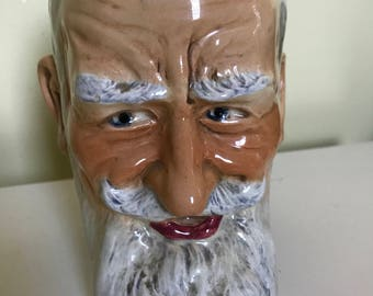 George Bernard Shaw mug/planter