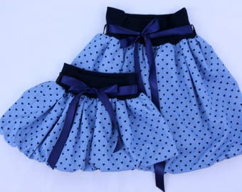 how to make a bubble skirt for toddler