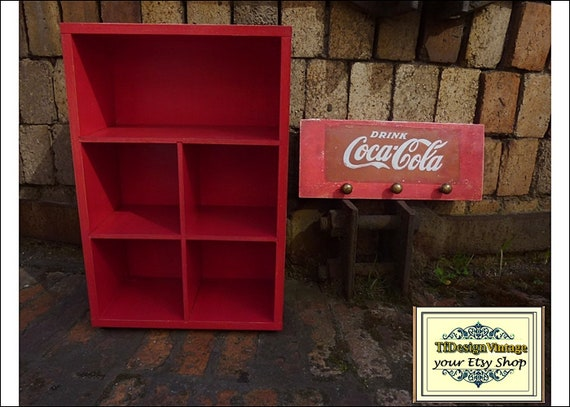 Porta cd mueble, Mueble para cd, Porta cds, Mueble para guardar cds, Mueble porta cd pequeño, Caja porta cds, Caja porta cds Coca-Cola