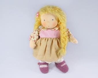 Wadorf Doll with golden hair