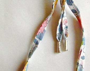 Lacets de chaussure en Liberty of London Betsy - 70cm