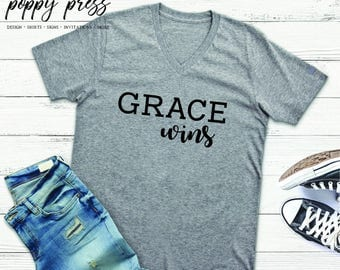Grace Wins Tee | Women's Shirt