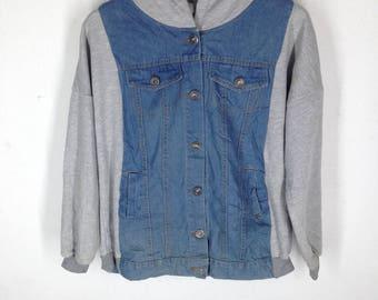Vintage Hoodies Jacket Size M