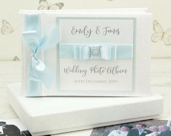 Personalised Dior Wedding Photo Album