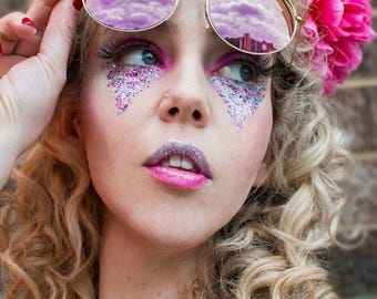 Candy Floss blend of biodegradable glitter