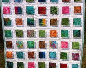 Shadow box quilt | Etsy : quilt shadow box - Adamdwight.com