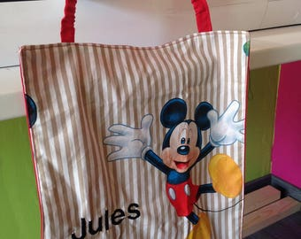 Canteen napkin/personalized mickey
