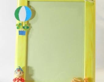 handmade child 13X18cm photo frame