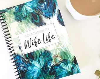 Wedding Diary | Wedding Planner | Countdown To Wife Life