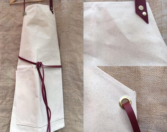 Cadmus, The Canvas Apron