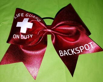 Life guard backspot