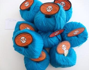 YARN LOT 1037-Merinangora Angora Mohair + wool + Polo-Shuttles