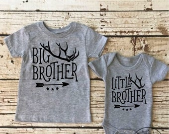 GET 20% OFF TODAY Sibling Onesie set, Big Brother, Little Brother,sibling photo set, newborn boy coming home outfit, brother shirt set