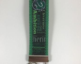 Harry Potter Slytherin Key Fob