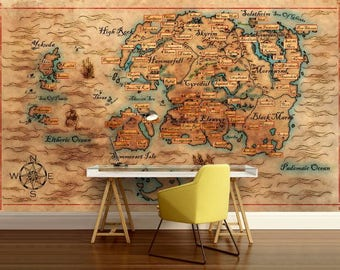 kids world map wallpaper, world map, wallpaper kids world map, pirate map wallpaper, world map wall mural, education map, treasure wallpaper