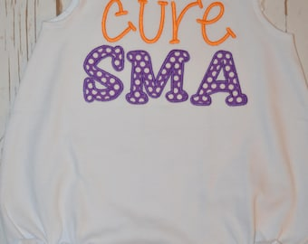Cure SMA Ruffle Bubble- Portion of sales donated to Cure SMA