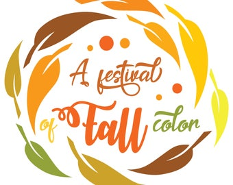 Festival of Fall Jpeg file