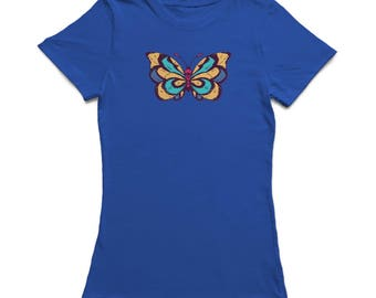 Cool Moth Design Women's T-shirt