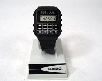 Casio C-80  Module 133 Calculator  Watch