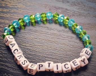 Jacksepticeye YouTube Bracelet