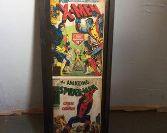 Marvel Superheroes Double Print