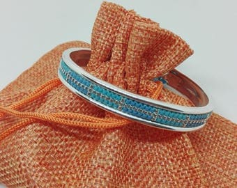 Bangle and Miyuki beads