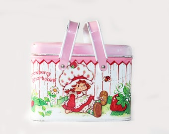 Strawberry Shortcake Lunchbox