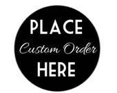 Custom Orders - Start Her...