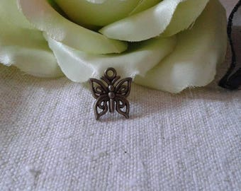 package includes 10 small butterflies