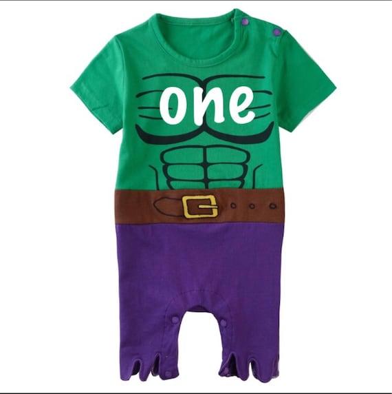 Incredible Hulk Birthday Shirt